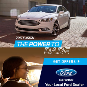 Ford Fusion 2017 - The Power To Dare